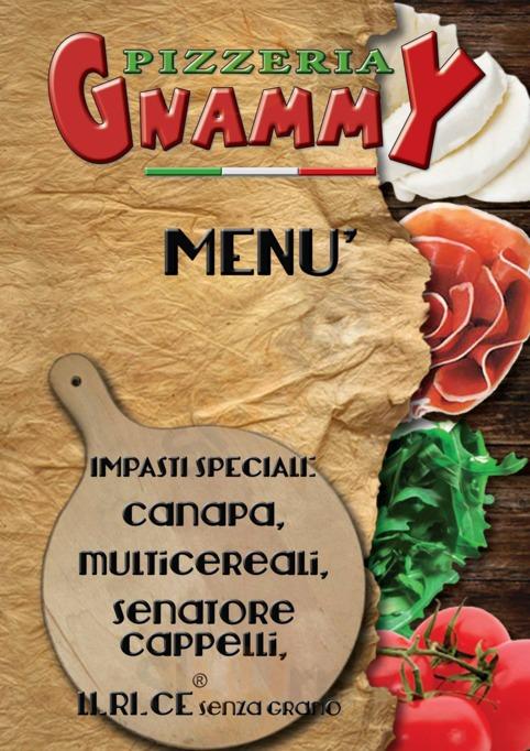 Menu Gnammy