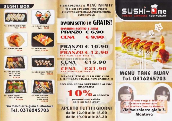 Sushi-one, Limena