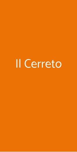 Il Cerreto, San Michele di Serino