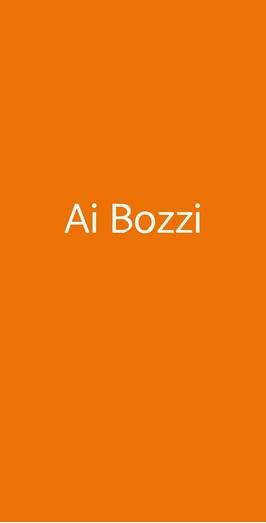 Ai Bozzi, Roma