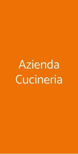 Azienda Cucineria, Roma