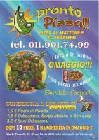 Pronto Pizza, Rivalta di Torino