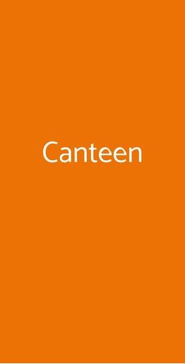 Canteen, Roma
