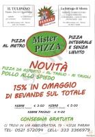 Mister Pizza, Parma