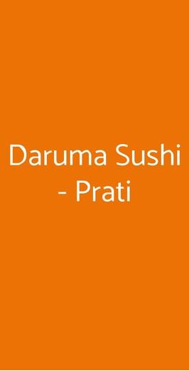 Daruma Sushi - Prati, Roma