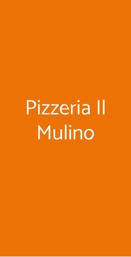 Pizzeria Il Mulino, Sassari