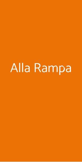 Alla Rampa, Roma