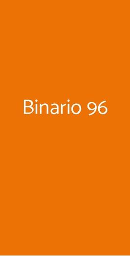 Binario 96, Roma