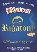 Bistrot Rigatony, Rivoli