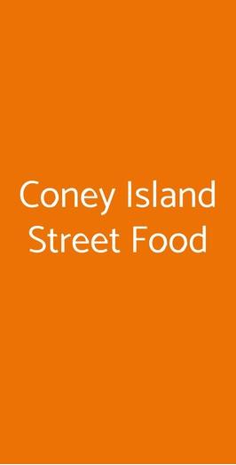 Coney Island Street Food, Roma