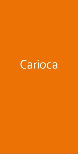 Carioca, Roma
