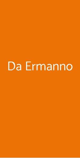 Da Ermanno, Roma
