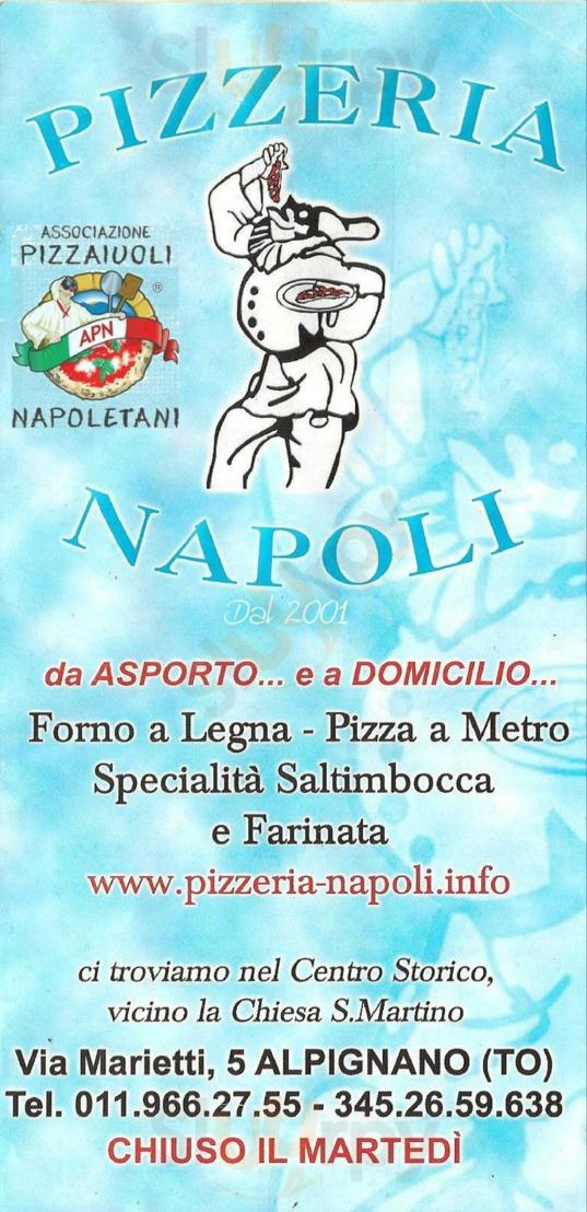 Napoli, Alpignano