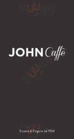 Menu John Caffè