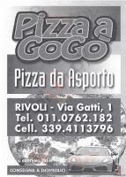 Pizza A Gogo', Rivoli
