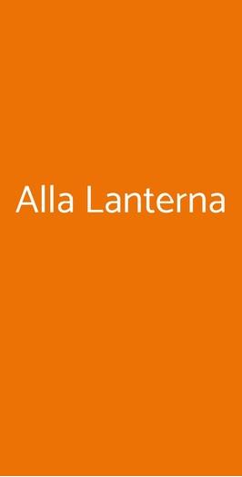 Alla Lanterna, Roma