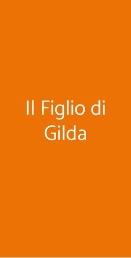 Il Figlio Di Gilda, Montesilvano