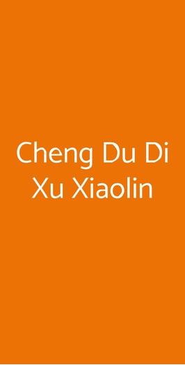 Cheng Du Di Xu Xiaolin, Roma