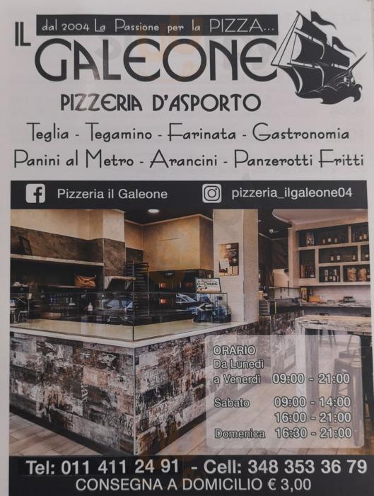 Il Galeone, Collegno