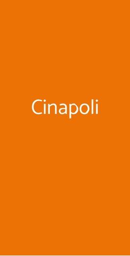 Cinapoli, Roma