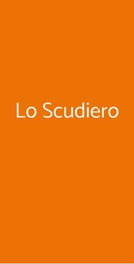 Lo Scudiero, Palermo