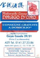 Drago D'oro, Asti