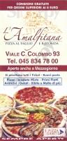 L'amalfitana, Verona