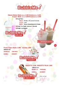 Bubbleme!, Roma