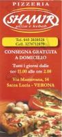 Shamir, Verona