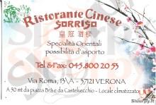 Sorriso, Verona