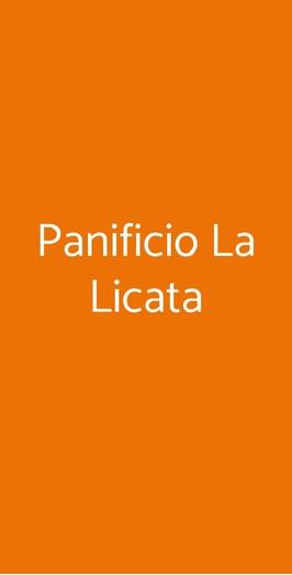 Panificio La Licata, Palermo