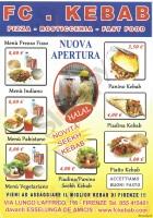 Fc. Kebab, Via L'affrico, Firenze