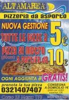 Altamarea, Novara