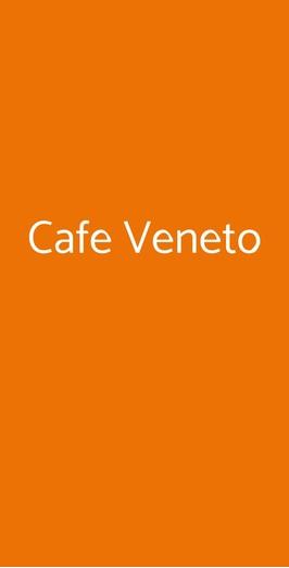 Cafe Veneto, Roma