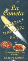 La Cometa, Novara