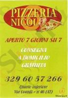 Nicol, Asti