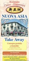 Nuova Asia, Alessandria