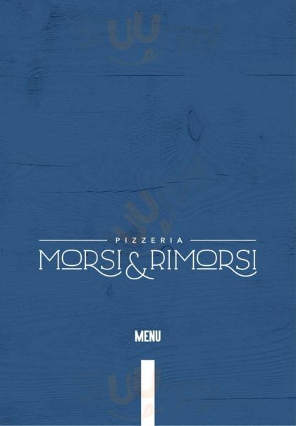 Menu Morsi & Rimorsi
