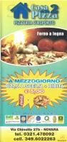 Menu CASA DELLA PIZZA 2