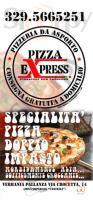 Menu PIZZA EXPRESS