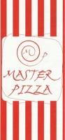 Menu MASTER PIZZA