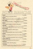Foto del menù di L'ANGOLO DELLA PIZZA