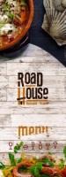 Menu ROAD HOUSE