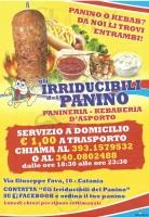 Foto del menù di GLI IRRIDUCIBILI DEL PANINO
