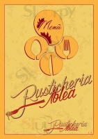 Menu RUSTICHERIA IBLEA
