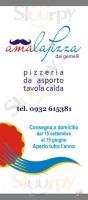 Menu AMA LA PIZZA
