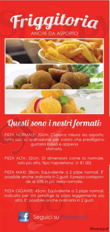 MONDO PIZZA - Arezzo, Piazza Monaco, Arezzo menù 1 pagina