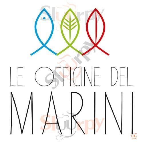 LE OFFICINE DEL MARINI Pistoia menù 1 pagina