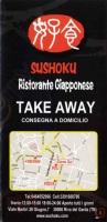 Menu SUSHOKU - Riva del Garda