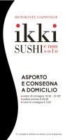 Foto del menù di IKKI - Pordenone